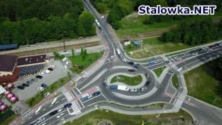 TV Stalowa Wola: Dwa nowe ronda w Stalowej Woli